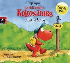 De chli Drache Kokosnuss chunt id Schuel: Ausgabe in Schweizerdeutsch (Ausg - CD