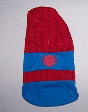 Marvel Amazing Spider-Man dog costume Size Small Spiderman Halloween