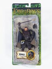 """Lord Of The Rings Gimli 9"""" Poseable Action Figure 2004"""