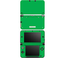 Vinyl Skin Decal Cover for Nintendo 3DS XL LL - Simply Green