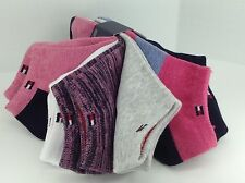 Women's TOMMY HILFIGER Bold Patterns COTTON Low Cut Socks - 6 Pack - $36 MSRP