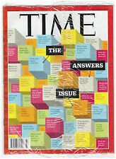 news magazine TIME July 6 / July 13 2015 THE ANSWERS ISSUE Blisterato