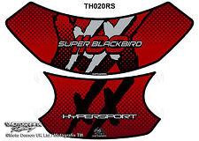 Honda CBR1100XX Blackbird 1996 - 08 Motorcycle Tank Pad Motografix Gel Protector