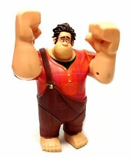 "Disney Pixar WRECK IT RALPH 8"" figure with sounds & action, video game movie!"