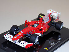 1/43 Mattell Hot Wheels F1 Ferrari F10 #8 2010 Winner Grand Prix Bahrain Alonso