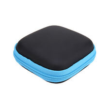 Pocket Hard Case Storage Bag For Headphone Earphone Earbuds TF SD Card New