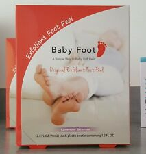 Baby Foot One Treatment. For Soft & Smooth, Non Dry Feet. Deep Exfoliation. USA