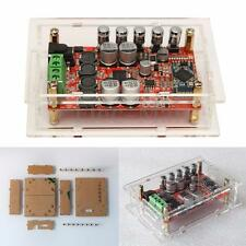 TDA7492P 50W+50W Bluetooth 4.0 Audio Receiver Digital Amplifier Board W/ Shell
