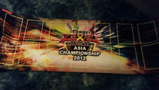Yugioh OCG Asian Championship 2012 Plus Playmat Near Mint Fast Shipping! L@@K!