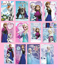 Disney FROZEN BIRTHDAY CARD & WRAP Age 3 4 5 6 7 8 Daughter Sister Niece Grand