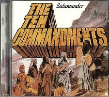 salamander - the ten commandments ( 1971 ) CD