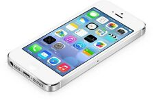 APPLE iPHONE 5 - 32 GB - WEIß / SILBER, WIE NEU,  OHNE VERTRAG, FREI VOM WERK !!