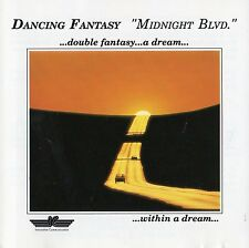 "DANCING FANTASY ""MIDNIGHT BLVD"" RARE GERMAN CD / INNOVATE COMMUNICATIONS SCHULZE"