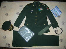07's series China PLA General Logistics Department 3 Stars General Clothing,Set