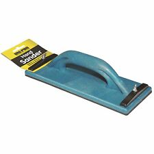 UNi-PRO HAND SANDER LARGE, Half-Sheet, Comfortable Plastic Handle Grip*AUS Made