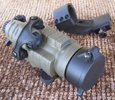 Aimpoint Style Rubber Cover - OD Green