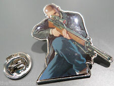$$GRAND THEFT AUTO IV carattere pin badge $$$Rockstar Games Limited edition$ $