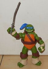 Nickelodeon TMNT Teenage Mutant Ninja Turtles Leonardo Action Figure VHTF