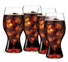 NEW RIEDEL COCA-COLA GLASS SET OF 4 PACK GLASSWARE GLASSES 480ml SODA CRYSTAL