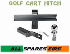 NEW REAR TRAILER TOW HITCH YAMAHA GOLF CART BUGGY G14 G16 G19 G22 G29 DRIVE
