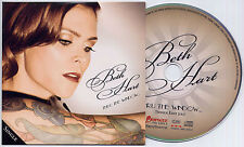 BETH HART Thru The Window 2013 UK 1-trk promo CD single edit