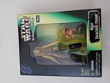 STAR WARS THE POWER OF THE FORCE OOLA & SALACIOUS CRUMB MAIL-AWAY MINT IN BOX!