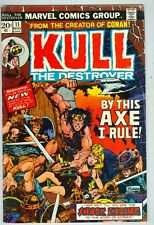 Kull #11 November 1973 VG+ Ploog art. One of the best comics ever written.
