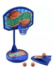 Basketball Finger Sport Game with Basketball System, Shooting Pad, and 3 Balls