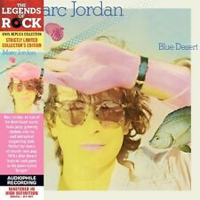 Marc Jordan - Blue Desert [New CD] Ltd Ed, Mini LP Sleeve, Rmst, Collector's Ed