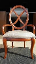 Thomasville Furniture Bogart Premier Collection Dining ARM Chairs