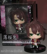 Anime Hakuouki Mini Display Figure vol. 2 Souji Okita Sega Prize Only Item MISB