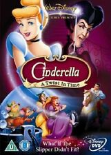 CINDERELLA DVD Part 3 III A Twist In Time Original Walt Disney Brand New Sealed
