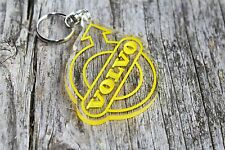 VOLVO Schlüsselanhänger keychain sign s60 s80 v70 v80 xc70 v40 xc90 moose