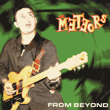 METEORS From Beyond CD - Paul Fenech 80s psychobilly NEW rare early recordings