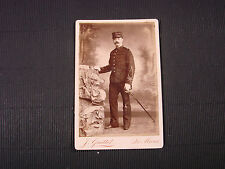 PHOTO SOLDAT MILITAIRE POILU 14/18 WW1