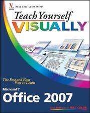 Teach Yourself VISUALLY Microsoft Office 2007 (Teach Yourself VISUALLY-ExLibrary
