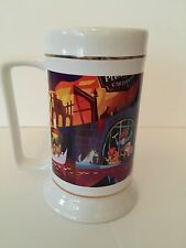 disney paks pirates of the caribbean ceramic glass stein mug beer new
