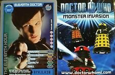 DR WHO MONSTER INVASION & EXTREME X301 TRADING CARDS