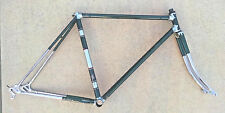 Japanese Touring Frame, Fork 53cm c-t; 52cm c-c Size Vintage-Lugs! Cool Project!