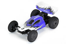 Ferngesteuertes RC Auto - XciteRC High-Speed Racebuggy - 2WD RTR, blau/weiss/sil