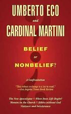 Belief or Nonbelief? : A Confrontation by Cardinal Martini, Carlo Maria Martini…