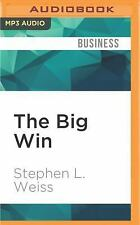 The Big Win : Learning from the Legends to Become a More Successful Investor...