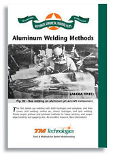 Aluminum Welding Methods by ALCOA (DVD) A Historical Aerometal Training Film!!