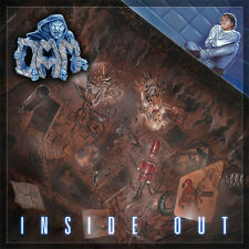 INSIDE OUT - D.A.M. [CD NEW Re-issue]