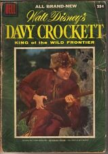 Walt Disney's Davy Crockett Comic Book Dell Giant #1, Dell 1955 GOOD
