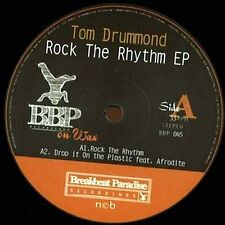 "Tom Drummond - Rock The Rhythm EP 12""  Breakbeat Paradise"