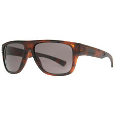 Oakley Breadbox OO9199-18 Matte Brown Tortoise/Warm Grey Men's Sunglasses