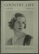 Annabel Pennington Smyth Osbourne Versions Farm 1958 1 Page Photo Article