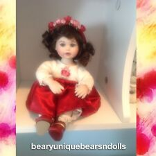 Marie Osmond Susie Rose Bouquet Tiny Tot* Sweet!