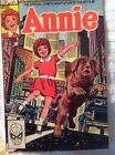 Marvel Comics Official Movie Adaptation Annie #1 Comic Book- October 1982